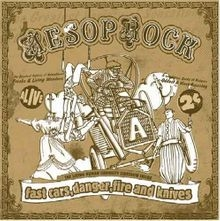 Aesop Rock Zodiaccupuncture