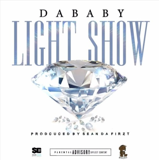 DaBaby Light Show