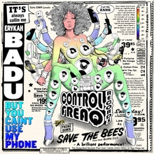 Erykah Badu U Use To Call Me (Ft. ItsRoutine)